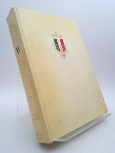Italian Bouquet, an epicurean tour of Italy, recipes translated from the Italian and adapted by Narcissa Chamberlain