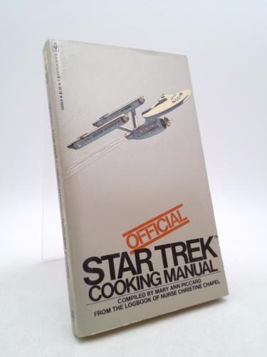 Official Star Trek Cooking Manual