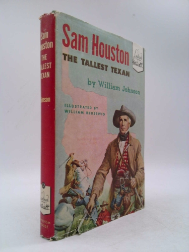 Sam Houston, the Tallest Texan (Landmark)
