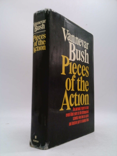 Pieces of the action Book Cover