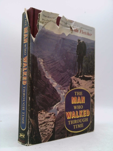 The Man Who Walked Thru Time Book Cover