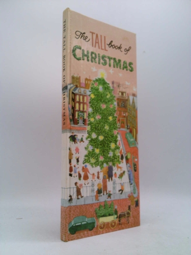 The Tall Book of Christmas Book Cover