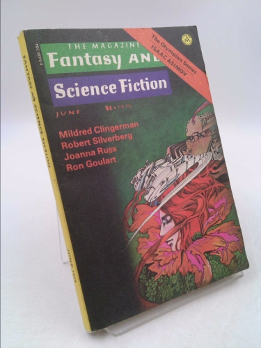 The Magazine of Fantasy and Science Fiction June 1975