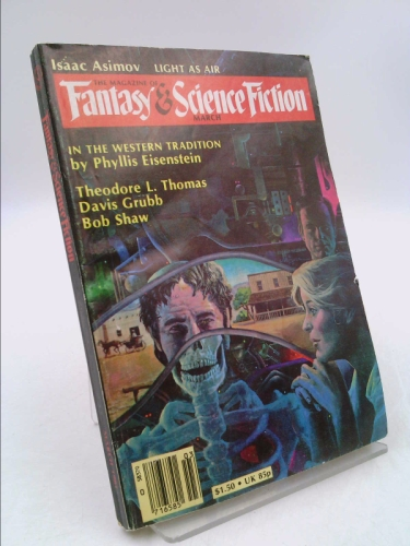 The Magazine of Fantasy & Science Fiction, March 1981