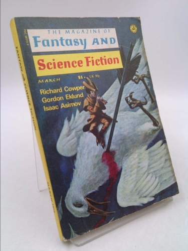 The Magazine of Fantasy and Science Fiction : March 1976 Volume 50 No. 2 Whole Number 297 Including Venture Science Fiction