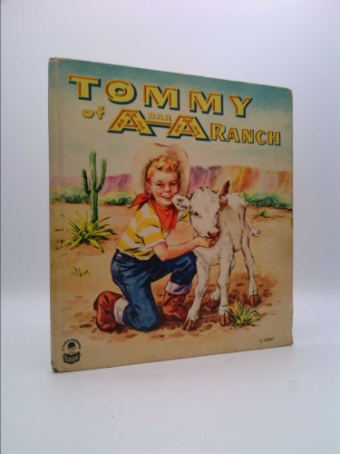 Tommy of Bar a-a Ranch