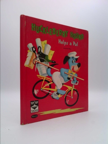 Huckleberry Hound helps a pal (Top top tales)