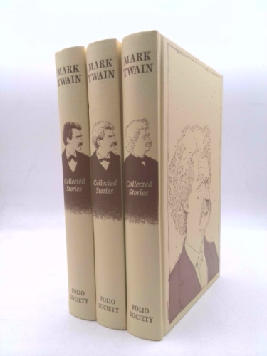 Collected Stories. 3 volume set