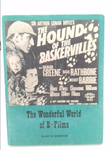 The  Wonderful World of B-Films