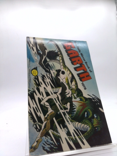 The Daily Mirror Book of Garth 1976 Book Cover
