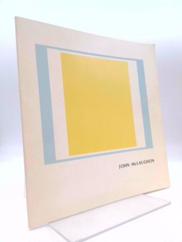 John McLaughlin: Retrospective Exhibition 1946-1967 Book Cover