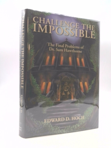 Challenge the Impossible Book Cover