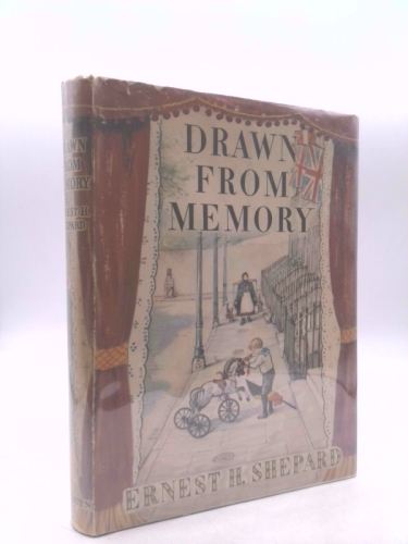 Drawn from memory / Ernest H. Shepard Book Cover