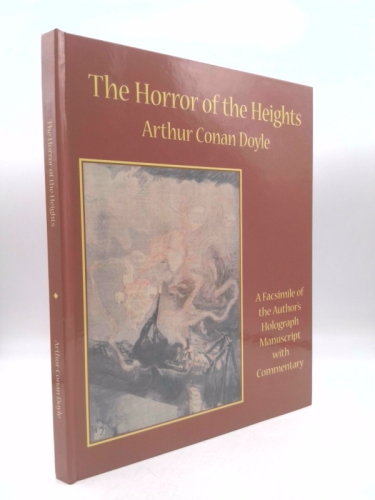 The Horror Of The Heights: A Facsimile Of The Author