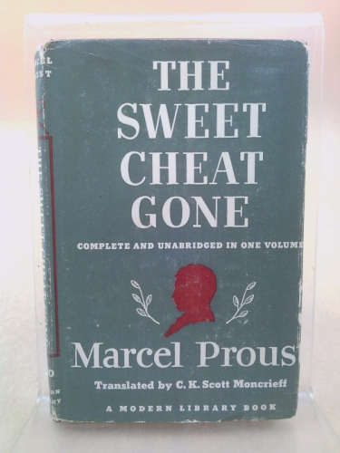 The sweet cheat gone: An autobiography [The Modern Library]