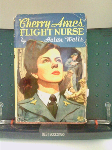 Cherry Ames Nurse Stories: Cherry Ames Flight Nurse, No. 5