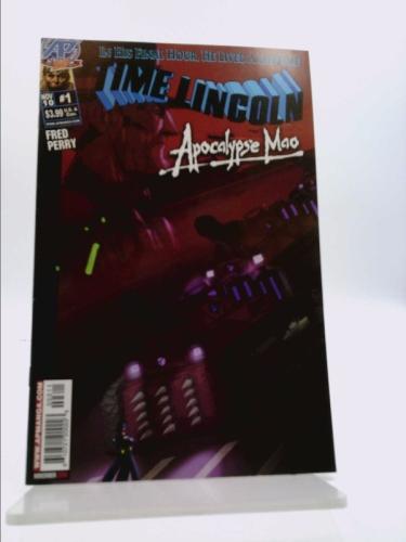 Time Lincoln Apocalypse Mao One Shot
