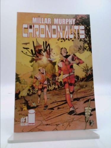 Chrononauts #1 Cvr B Scalera