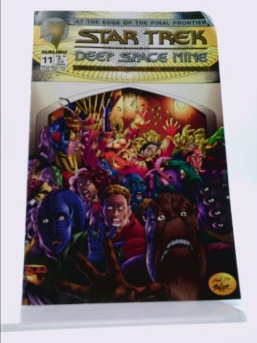 Star Trek Deep Space Nine (1993 Malibu) #11