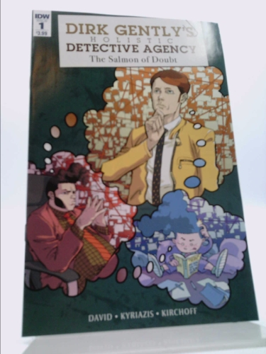Dirk Gently's Holistic Detective Agency: The Salmon of Doubt, Volume 1