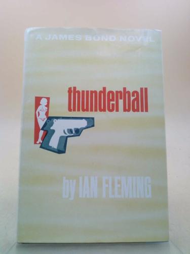 Thunderball Book Club Edition (James Bond)