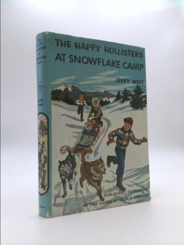 The Happy Hollisters at Snowflake Camp