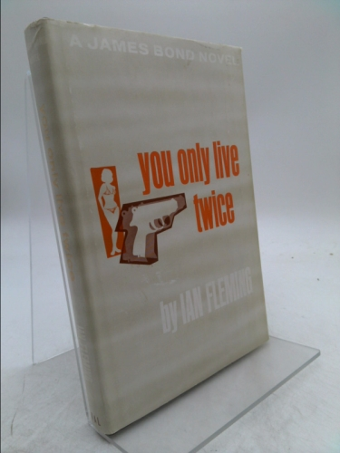 You Only Live Twice Book Club Edition (James Bond)
