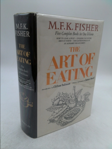 cover of The Art of Eating collectible books