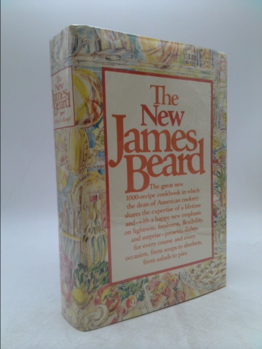 go to cover of The New James Beard First Edition