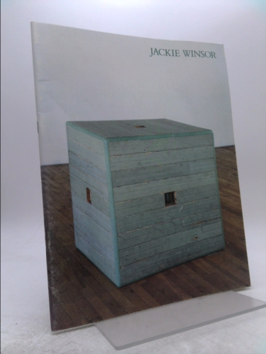Jackie Winsor Book Cover