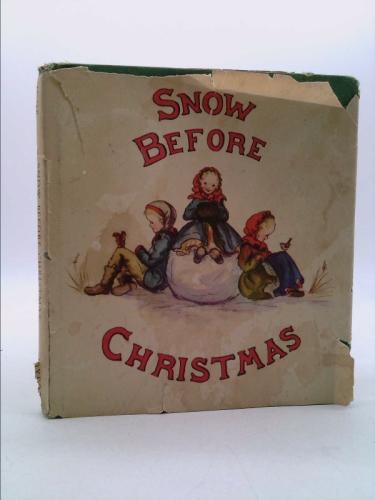 Snow before Christmas,