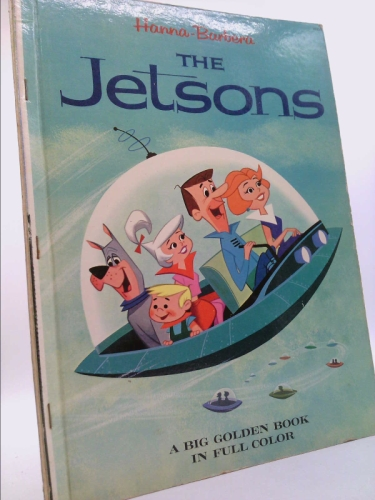 The Jetsons Big Golden Book
