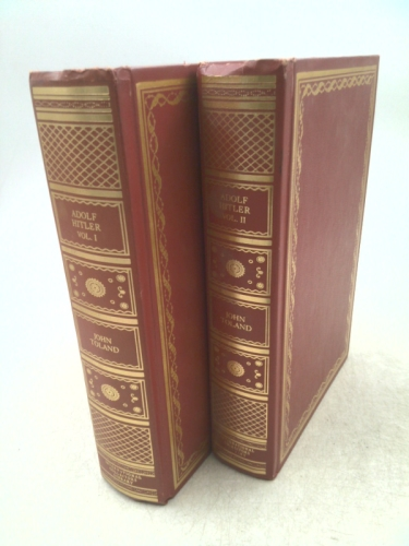 Adolf Hitler [Complete Two-Volume Set - INTERNATIONAL COLLECTORS LIBRARY EDITION]