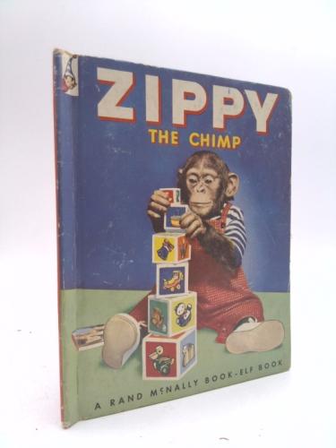 ZIPPY THE CHIMP Elf Book #487