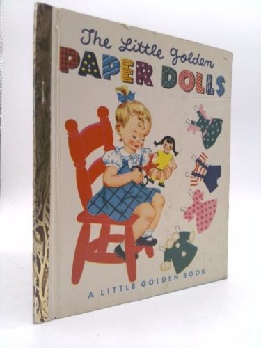The Little Golden Paper Dolls