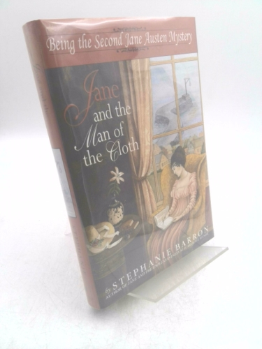 Jane and the Man of the Cloth (Jane Austen Mystery)