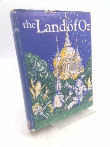 The Land of Oz  (The Further Adventures of The Scarecrow and the Tin Woodman)