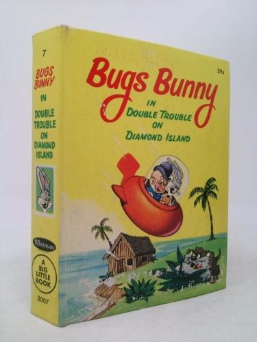 BUGS BUNNY in double trouble on diamond island