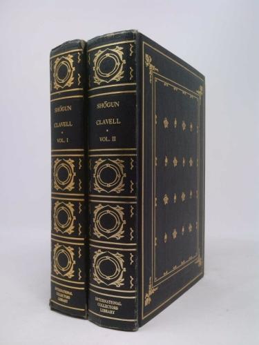 Shogun. Two Volume Set. International Collectors Library Edition