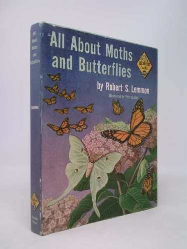 All About Moths and Butterflies (Allabout Books, 15)