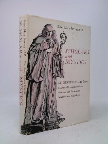 Scholars and mystics Book Cover