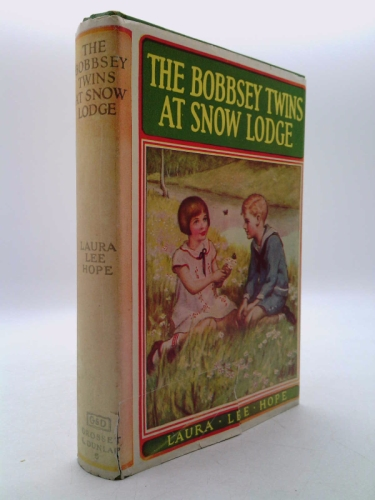 Bobbsey Twins 05: The Mystery at Snow Lodge