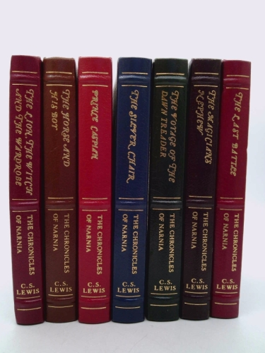The Chronicles of Narnia (7 Volumes)