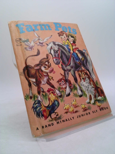 Farm Pets  Series no. 8034