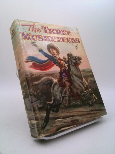 The Three Musketeers (Whitman Famous Classics Series)