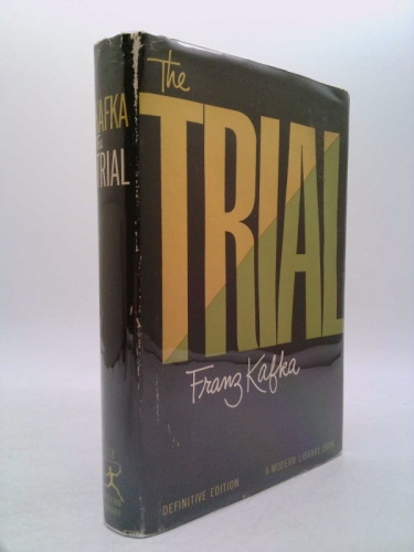 The Trial : Definitive Edition (Modern Library, 318.1)