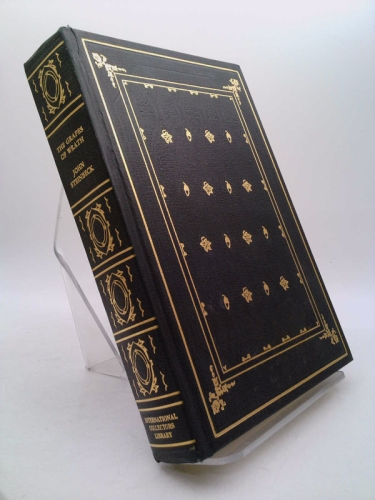 The Grapes of Wrath by John Steinbeck - International Collector's Edition w/ pamphlet - Rare!