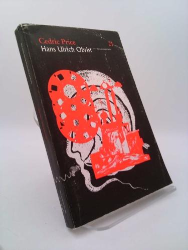 Hans Ulrich Obrist & Cedric Price: The Conversation Series: Vol. 21 Book Cover