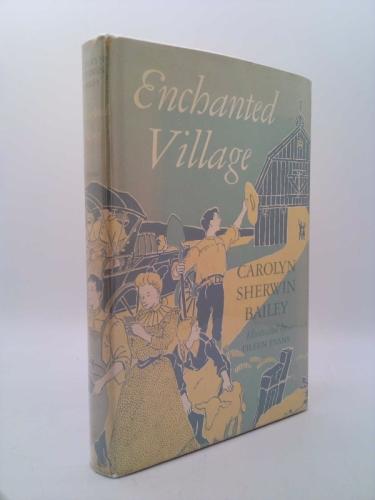 enchanted village Book Cover