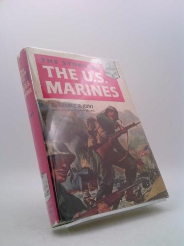 The Story of the U.S. Marines (Landmark Books, 14)